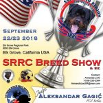 SRRC  Sacramento Region Breed Show and SE @ Sacramento Region Rottweiler Club