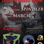 Southern Ontario Rottweiler Association @ SORA Double Breed Show SE